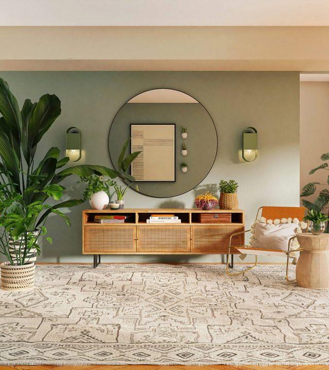 room interior painting